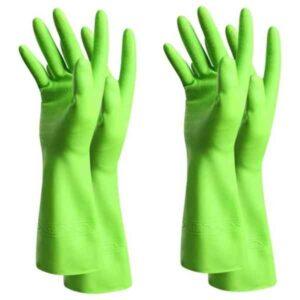 دستکش آشپزخانه طوبی ساق کوتاه بسته 12 عددی