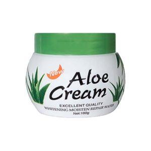 کرم مرطوب کننده آلوئه ورا Aloe Cream بسته 12 عددی