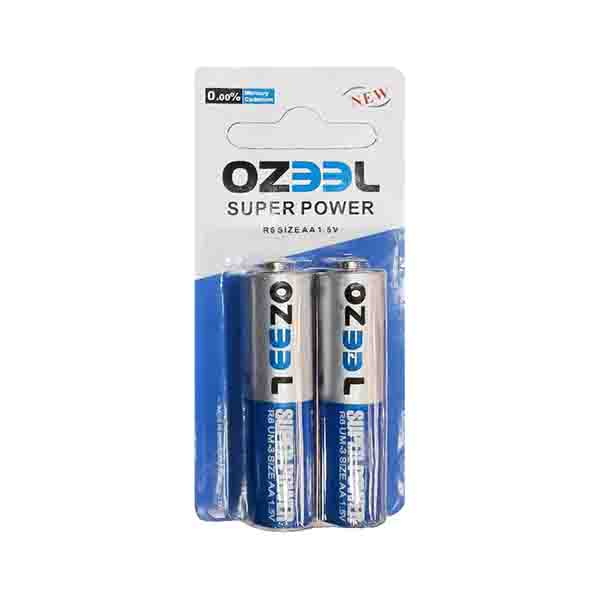 باتری قلمی اوزیل 20 جفت بسته 40 عددی