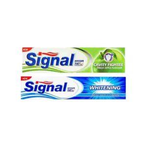 خمیر دندان سیگنال حجم 50 میلی لیتر بسته 12 عددی