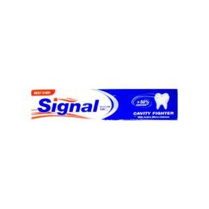 خمیر دندان سیگنال حجم 100 میلی لیتر بسته 12 عددی