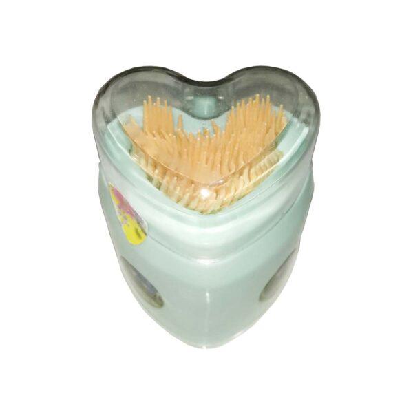 خلال دندان قلبی مدل Heart بسته 2 عددی