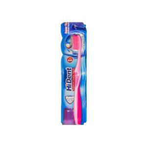 مسواک های دنت HiDent محافظ دار بسته 12 عددی