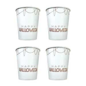 لیوان کاغذی یکبار مصرف مدل HALLOWEEN بسته 50 عددی