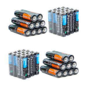 باتری قلمی پنونسینگ 10 بسته 60 عددی (کارتنی)