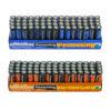باتری نیم قلمی پنونسینگ 10 بسته 60 عددی (کارتنی)