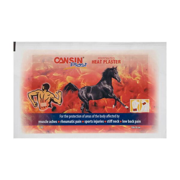 چسب ضد درد اسب نشان (چسب کمر) بسته 50 عددی